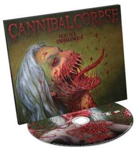 Cannibal Corpse - Violence Unimagined  (New CD)