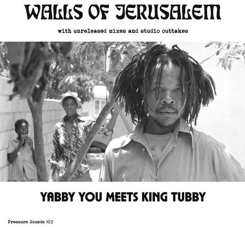 Yabby You Meets King Tubby - Walls of Jerulsalem  (New Vinyl LP)