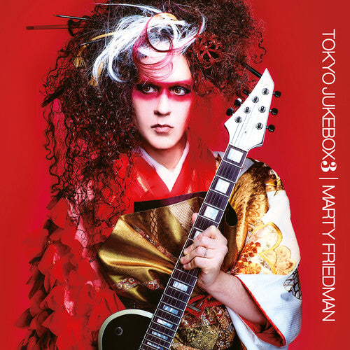 Marty Friedman - Tokyo Jukebox 3  (New CD)