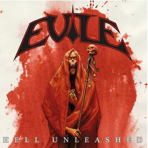 Evile - Hell Unleashed  (New CD)