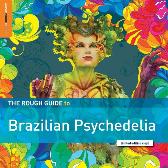 Various Artists - Rough Guide To Brazilian Psychedelia  (New Vinyl LP)