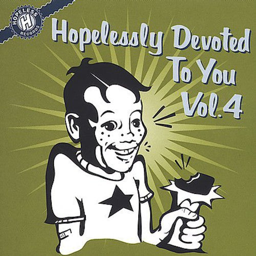 Various Artists - Hopelessly Devoted To You Vol. 4  (Used CD)
