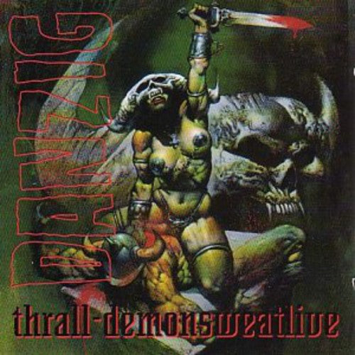 Danzig - Thrall: Demonsweatlive  (New CD)