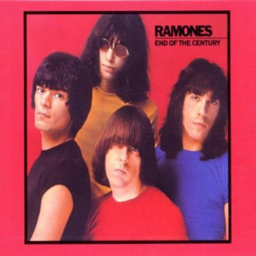 Ramones - End of the Century  (New CD)