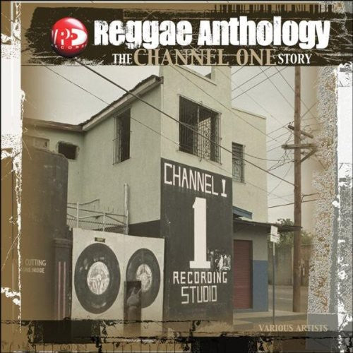 Various Artists - Reggae Anthology - Channel One  (New Vinyl LP)