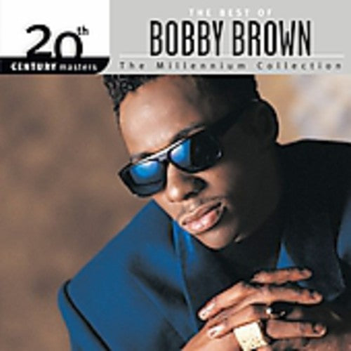Bobby Brown - 20th Century Masters: Millennium Collection  (Used CD)