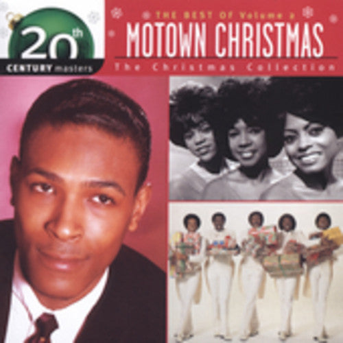 Various Artists - Motown: Christmas Collection - 20th Century Masters 2  (New CD)
