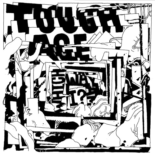Tough Age ‎- Which Way Am I?  (New Vinyl LP)