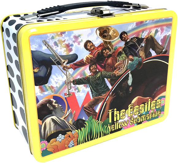 The Beatles Yellow Submarine Lunchbox - Tin Tote