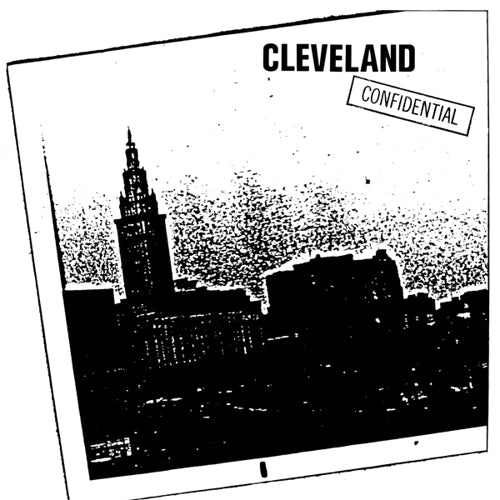 Various Artists - Cleveland Confidential  (New Vinyl LP)