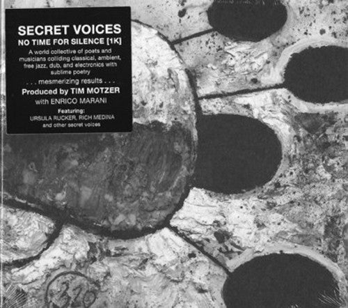 Secret Voices - No Time for Silence  (New CD)
