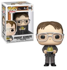 The Office - Dwight Schrute (with Jello Stapler)  (Funko Pop)