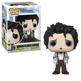 Edward Scissorhands - Edward in Dress Clothes (Funko Pop)