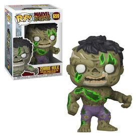Marvel Zombies - Zombie Hulk (Funko Pop)