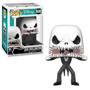 Nightmare Before Christmas - Jack Skellington (Scary Face) (Funko Pop)