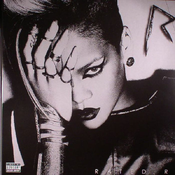 Rihanna - Rated R  (New Vinyl LP)