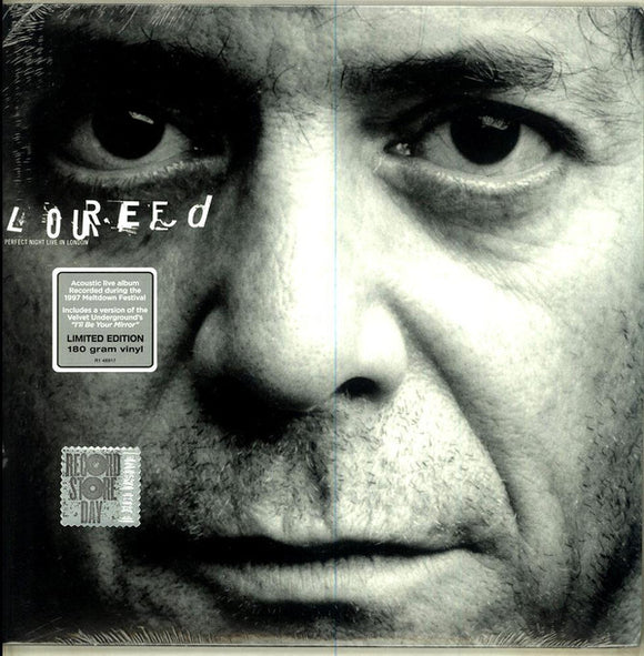 Lou Reed - Perfect Night - Live in London  (New Vinyl LP)