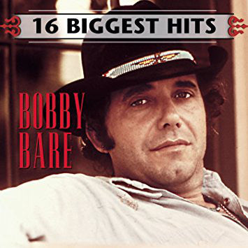 Bobby Bare - 16 Biggest Hits   (New CD)