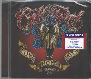 Colt Ford - Love Hope Faith   (New CD)