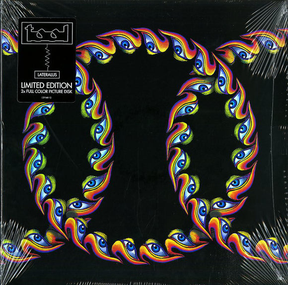 Tool - Lateralus (2x Picture Disc)  (New Vinyl LP)