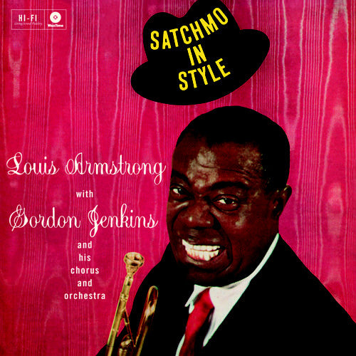 Louis Armstrong with Gordon Jenkins - Satchmo In Style + 2 Bonus Tracks [Import]  (New Vinyl LP)