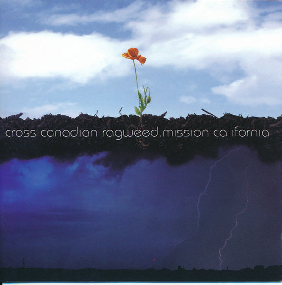 Cross Canadian Ragweed - Mission California   (New CD)