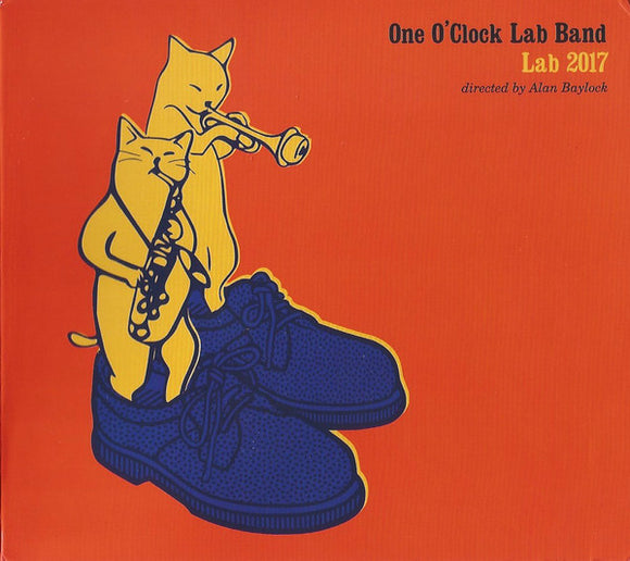 One O'Clock Lab Band - University of North Texas -  Lab 2017 - UNT  (New CD)
