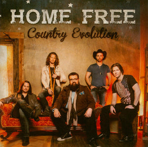 Home Free - Country Evolutioon   (New CD)