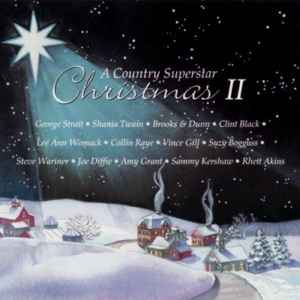 Various Artists ‎- A Country Superstar Christmas II   (Used CD)