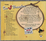 Bar J Wranglers - Live On Stage   (Used CD)
