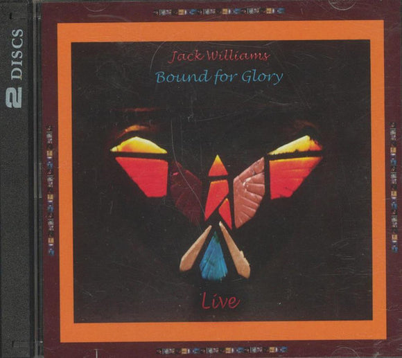 Jack Williams - Bound for Glory - Live   (Used CD)