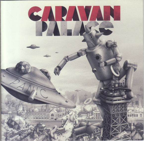 Caravan Palace - Panic  (New CD)