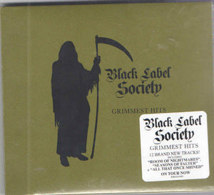 Black Label Society - Grimmest Hits  (New CD)