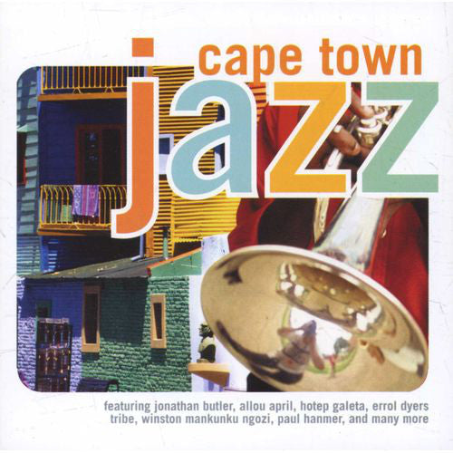 Various Artists - Cape Town Jazz  (New CD)