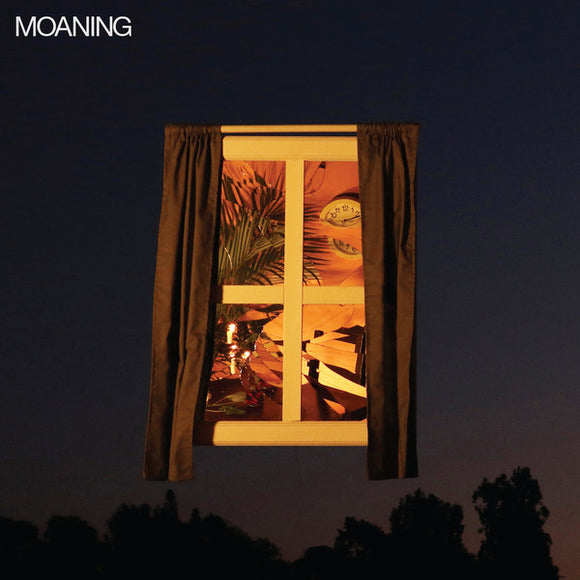 Moaning - Moaning  (Used LP)