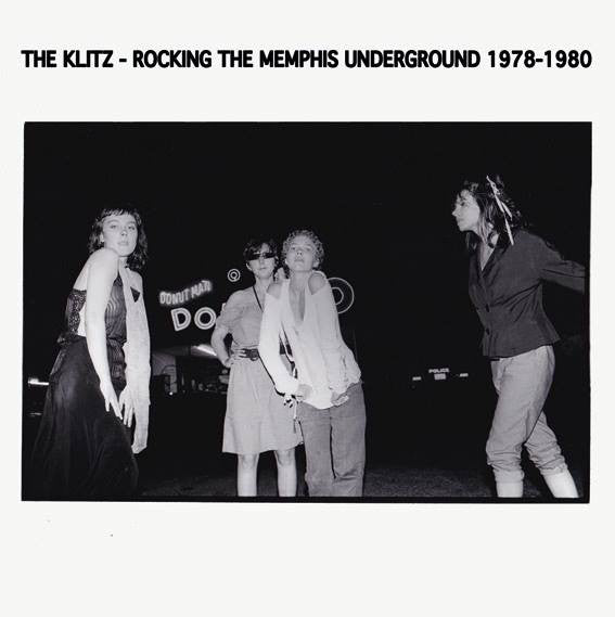 The Klitz - Rocking the Memphis Underground  1978-1980  (New LP)