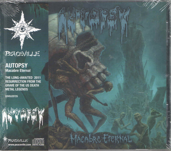 Autopsy - Macabre Eternal  (New CD)