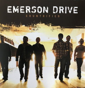 Emerson Drive - Moments / A Good Man   (Used CD)
