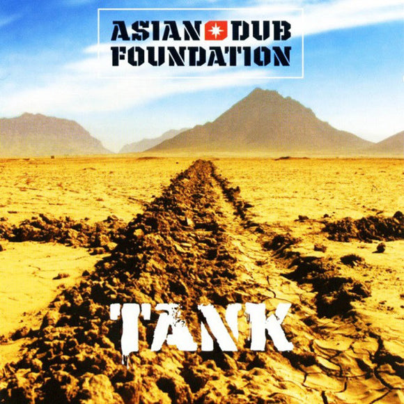 Asian Dub Foundation - Tank  (New CD)