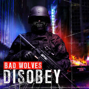 Bad Wolves - Disobey  (New CD)