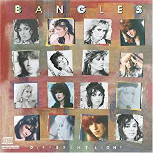 Bangles - Different Light  (Used CD)