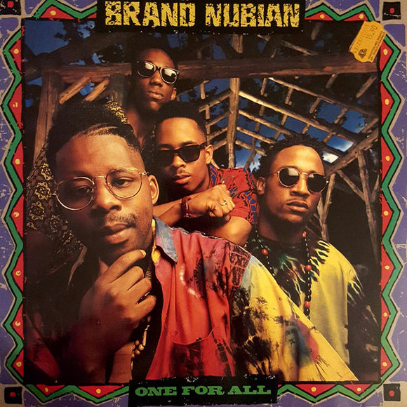 Brand Nubian - One for All [30th Anniversary Colored Vinyl]  (New Vinyl LP)