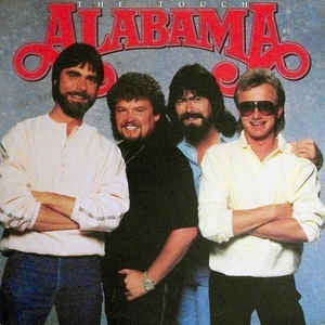 Alabama - The Touch   (Used CD)