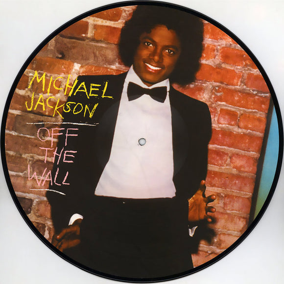 Michael Jackson - Off the Wall - Picture Disc  (New Vinyl LP)
