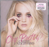 Carrie Underwood - Cry Pretty   (Used CD)