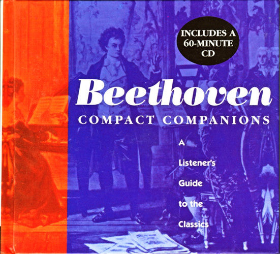 Beethoven - Compact Companion  (Mini Book with CD)  (Used CD)