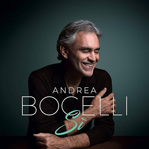Andrea Bocelli - Si  (New CD)