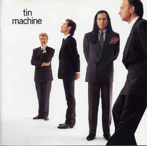 Tin Machine ‎- Tin Machine  (Used CD)