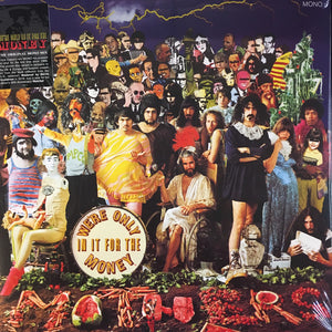 Frank Zappa & the Mothers of Invention - We're Only in it for the Money - Mono (New Vinyl LP)