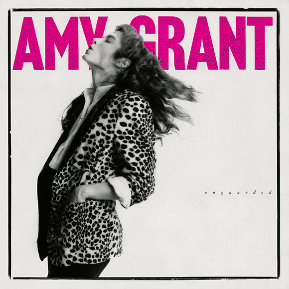 Amy Grant ‎- Unguarded  (Used CD)
